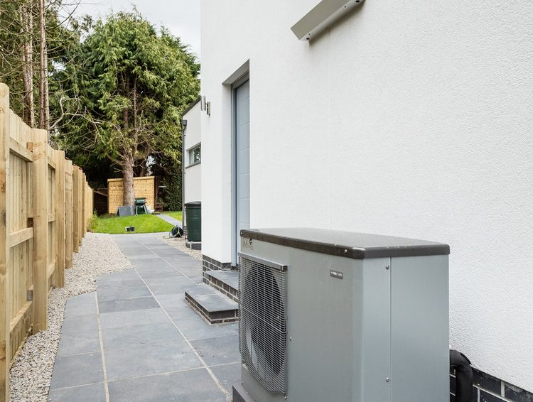 The advantages of underfloor heating combined with a heat pump